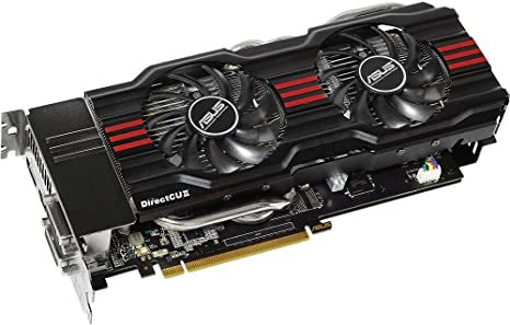 Amazon.com: ASUS GeForce GTX 670-dc2 – 2 GD5 – 2 GB GDDR5 ...