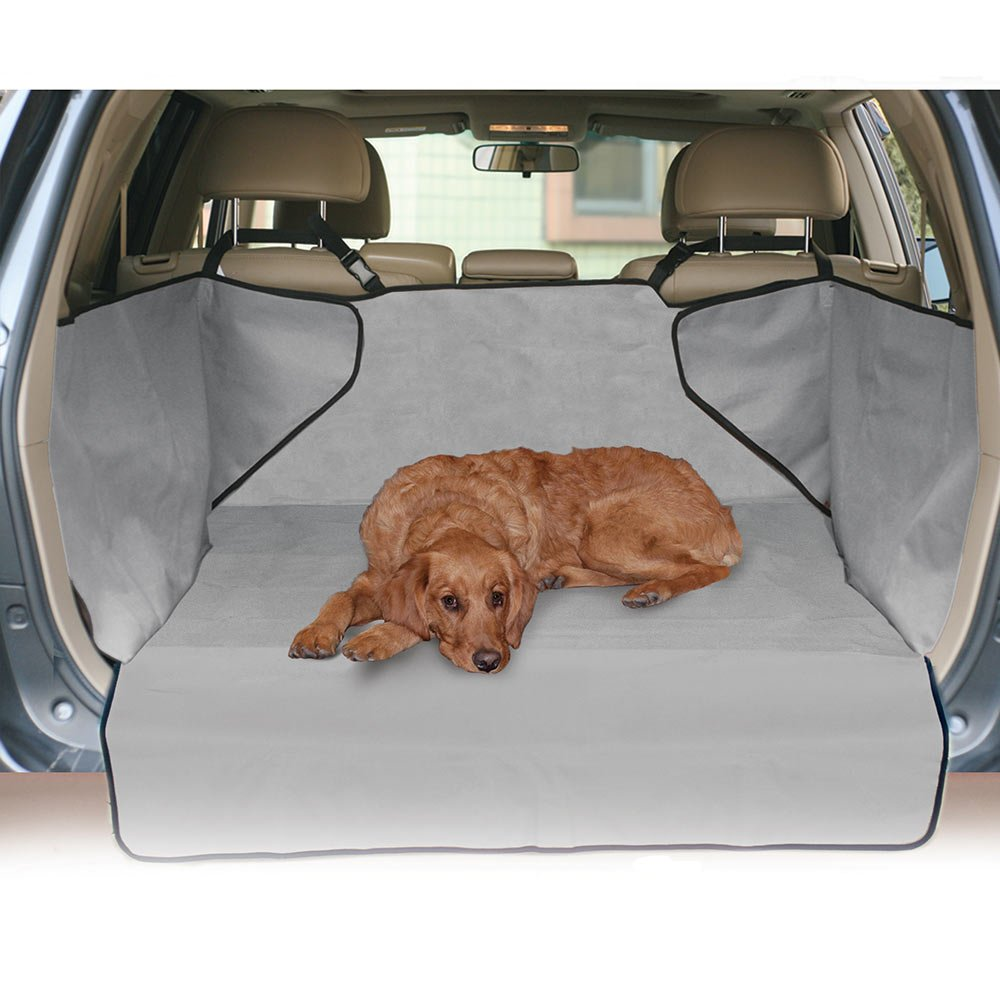 Waterproof Car Seat Cover Protector Pet Dog Cargo Auto Van