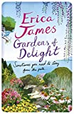 Front cover for the book Gardens of Delight by Erica James