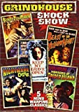 Grindhouse Shock Show (Bloody Pit of Horror / Nightmare Castle / Horrors of Spider Island / Beast of the Yellow Night / Keep My Grave Open) (2-DVD)