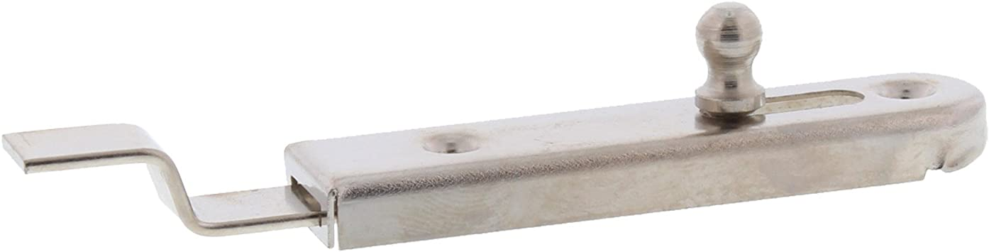 50 M/öbelriegel Schubriegel Grendelriegel gekr/öpft 50 mm.
