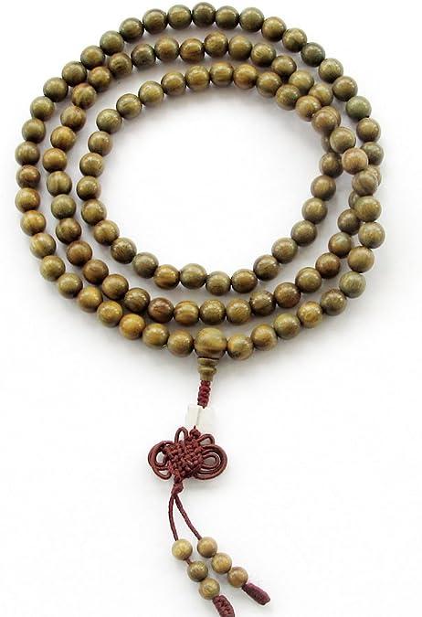 Set of 22 8MM TIbetan White Coral Beads