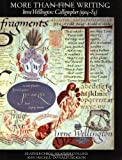 img - for More than Fine Writing by Heather Child (1987-03-31) book / textbook / text book