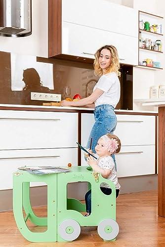 WERBUNG – Tisch mit Stuhl-Kombination