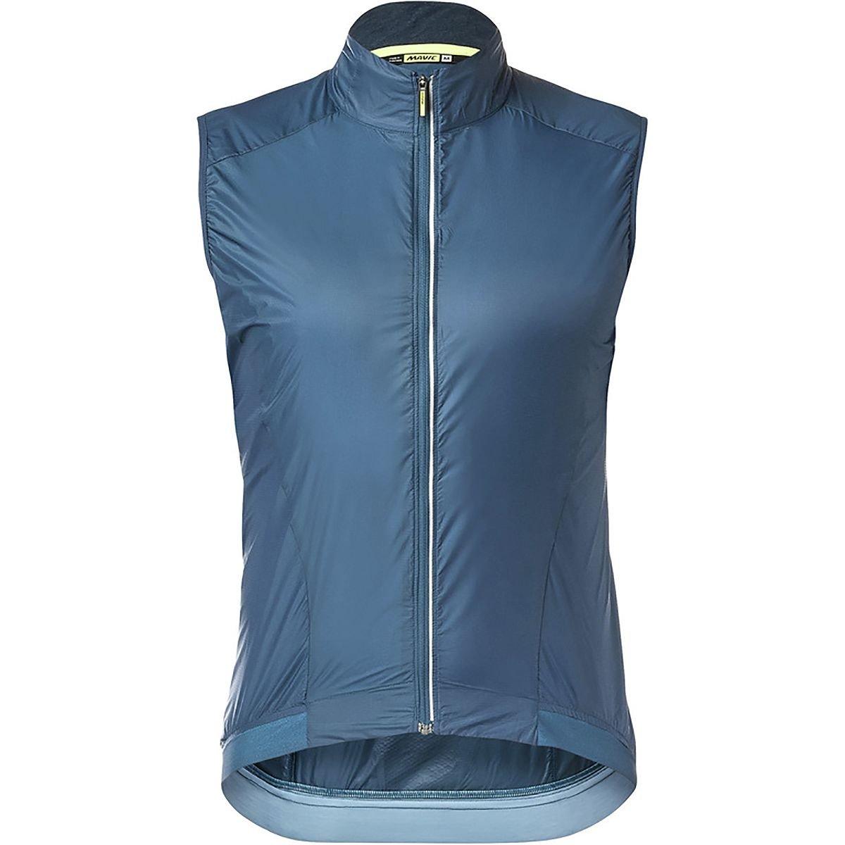Mavic Essential Fahrrad Windweste blau 2018