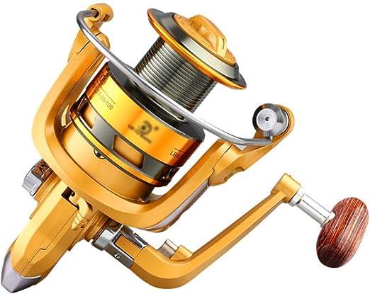 SH-yxl Spinning Fishing Reel 3BB Rodamientos de Bolas Izquierdo ...