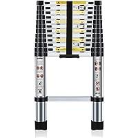 Nestling® 3.8M Escalera Telescópica Multiusos de Aluminio Portátil.