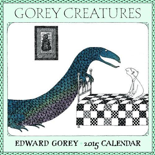 Gorey Creatures 2015 Calendar pdf