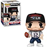 Pop Funko 137 Tom Brady Patriots