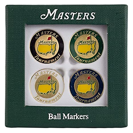 072063ece4c Image Unavailable. Image not available for. Color  Great Golf Memories  Assorted Ball Markers