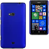 iGloo Hard Armour Back Cover Clip Case for the Nokia Lumia 625 Mobile Phone - Blue