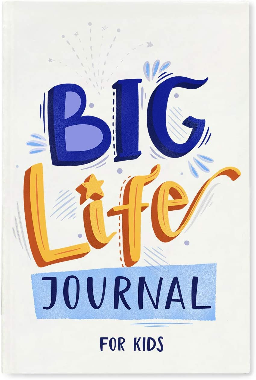 Amazon.com : Big Life Journal, Second Edition: A Growth Mindset Journal for Children : Office Products