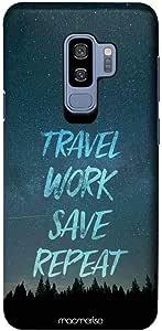 Macmerise Travel Work Save Repeat Pro Case For Samsung S9 Plus