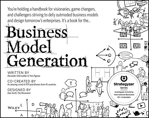 Image result for business model canvas book