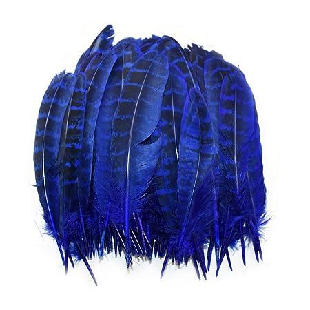 480pcs/lot Natural de plumas de faisán plumas de tocado para boda ...