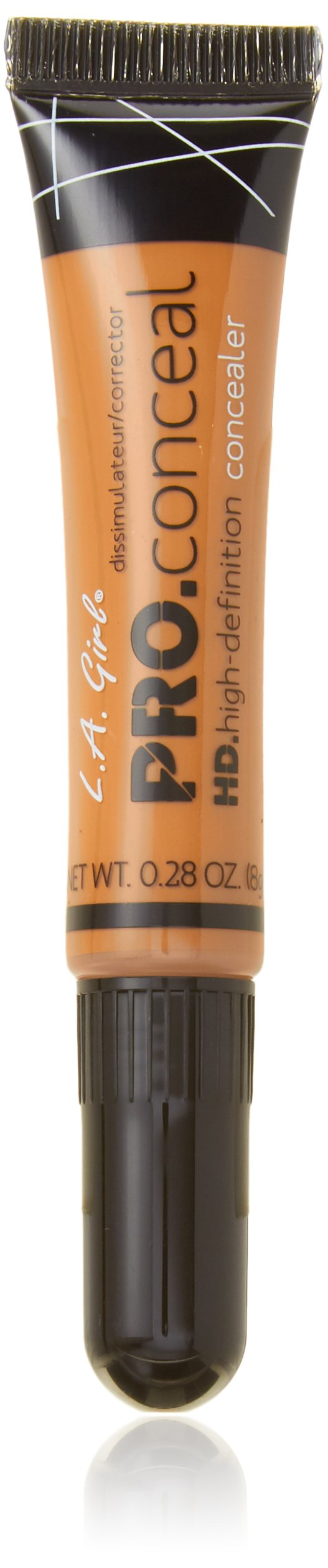 LA Girl Pro High Definition Concealer 1, GC 983 Fawn, 16 Ounce (LAX-GC983-B)