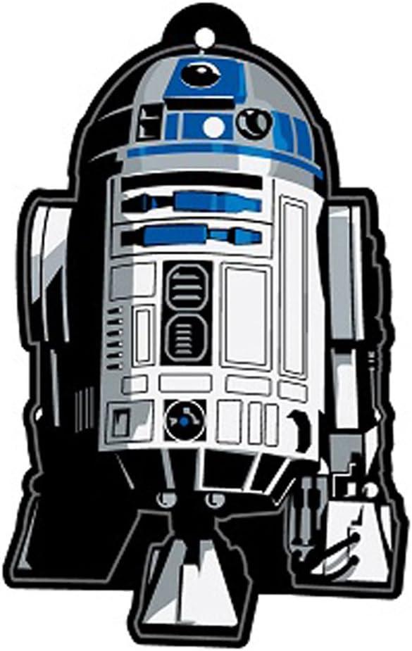 R2-D2 Robot Lucasfilm LTD Star Wars Disney Movie Auto Car Truck SUV Vehicle Home Office Garage 2 Pack Vanilla Scented Air Freshener