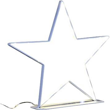 Weihnachtsdeko Led Stern.Led Stern Metall Zum Stellen 76826 Weihnachtsdeko Fensterdeko