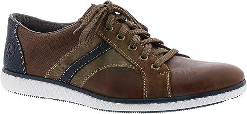 Chaussures à lacet femme RIEKER Beige Beige Achat
