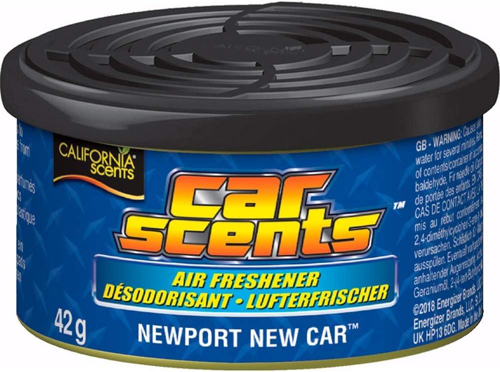 California Scents Cscancar Lufterfrischer Newport New Car Dose 42gr Auto