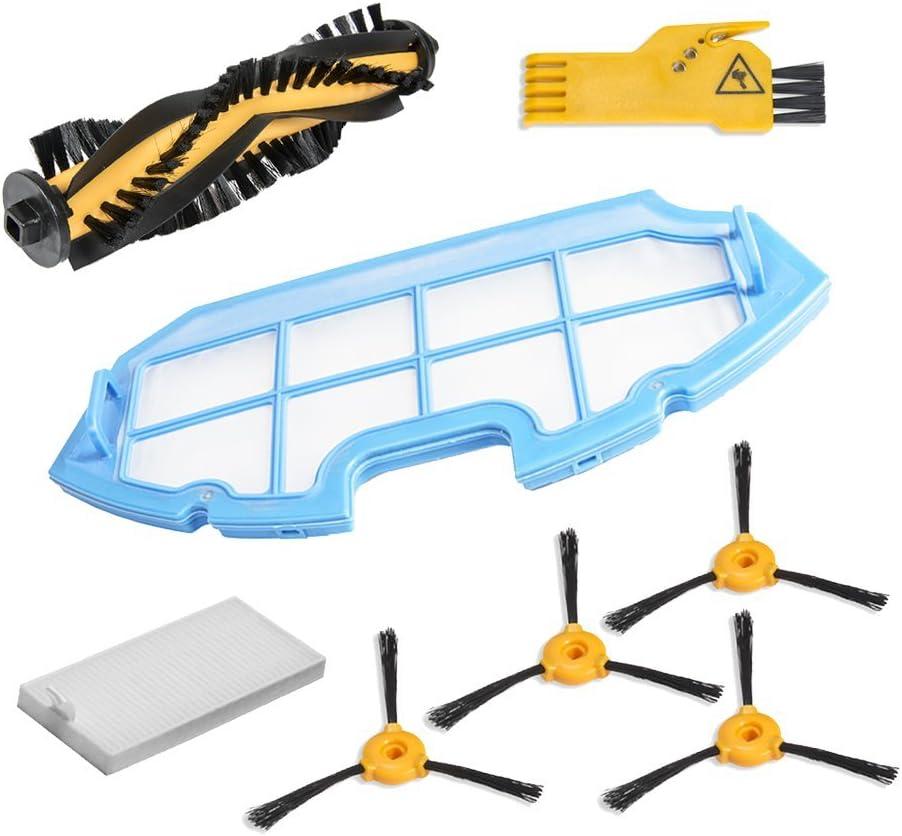 Cecotec Kit de Accesorios de Limpieza para Robots Aspiradores ...