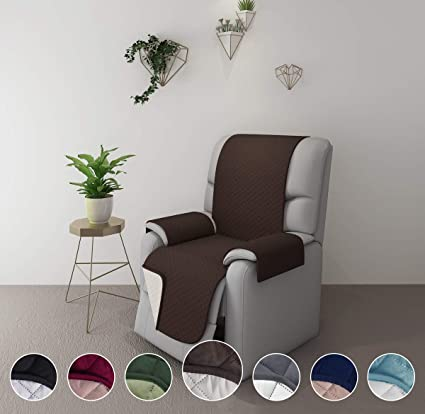 chair covers. RHF Reversible Oversized Recliner Cover\u0026Oversized Chair Covers,Slipcovers  For Recliner, Covers Chair Covers