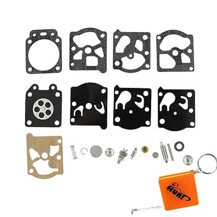 Huri K24-WAT carburador Carb reparación Kit membrana para Walbro ...