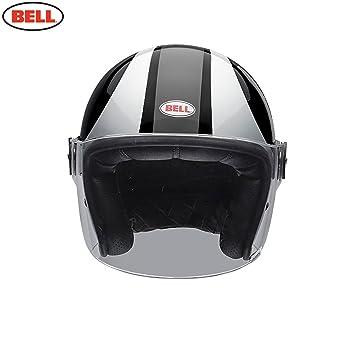 Bell Cascos Riot Control, color negro/plata, talla XS