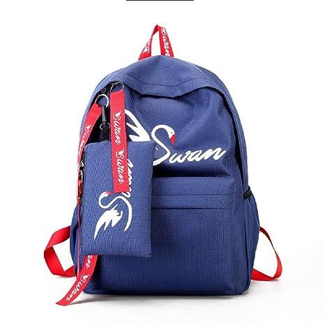 HhGold Mochila Escolar Swan, Mochila para niños Mochila Escolar Mochilas Escolares para Mochilas Escolares para