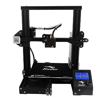 Uniqstore Ender-3 V-slot Prusa I3 Nuevo moda 3D impresora Kit ...