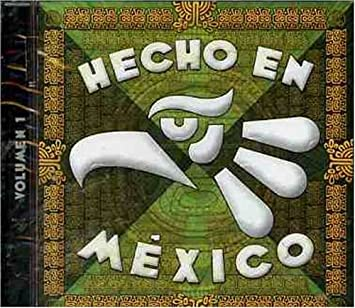 Hecho en méxico: soundtrack por duncan bridgeman (cd, compilation.