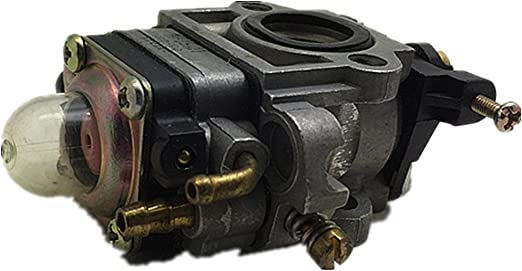Amazon.com: 15 mm carburador Carb Para 47 cc 49 cc 2 tiempos ...