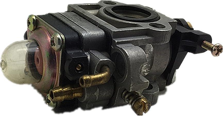 Amazon.com: 15 mm carburador Carb Para 47 cc 49 cc 2 tiempos ...