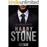 O PRESIDENTE- HARRY STONE - BOX VOL. 1 e 2