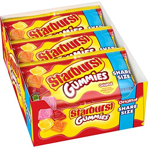 Starburst Original Gummies, 3.5 Ounce (Pack of 15)