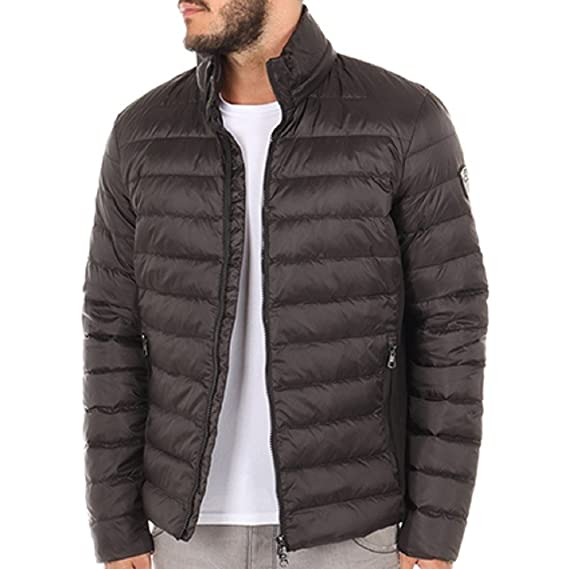 EA7 Emporio Armani Down jacket 6YPB14 PN22Z Black 1200  Amazon.co.uk ... ef153fc0a7a