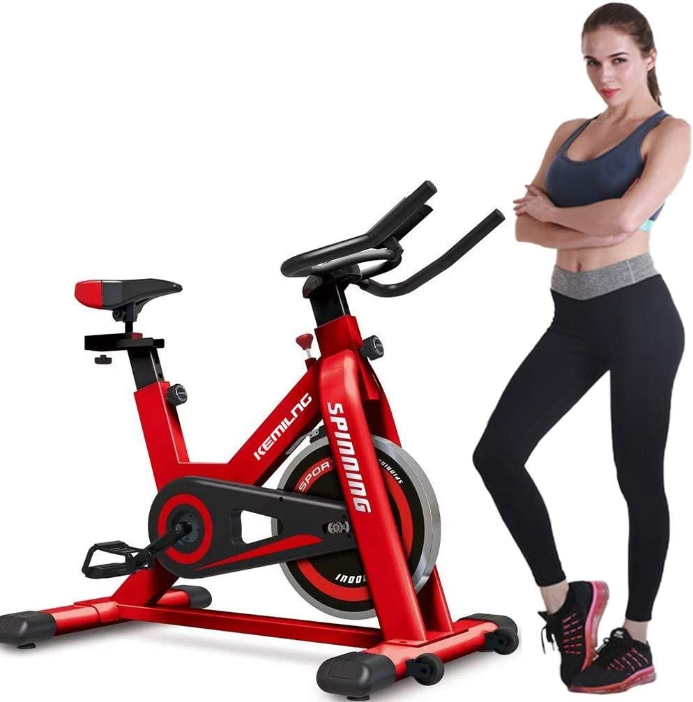 Indoor Bicycle Cycling Fitness Home Gym Exercise Stationary Bike Cardio Workout