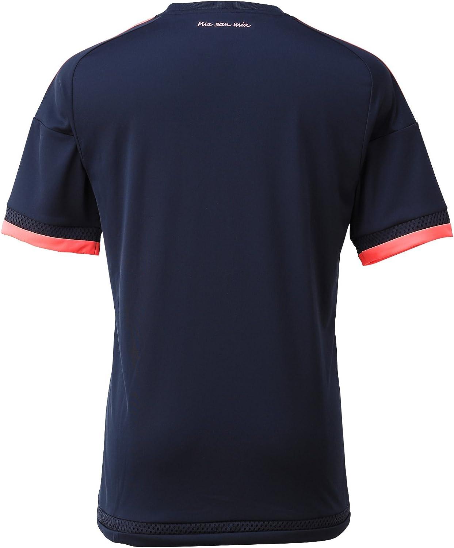 Color Azul//Rojo//Amarillo//Blanco Camiseta para Mujer adidas FCB UCL JSY W