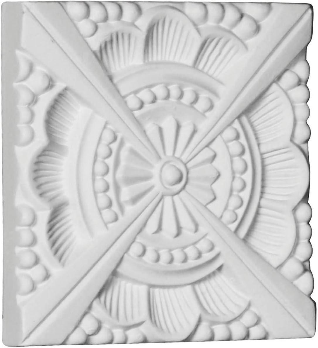 Ceiling Medallions Ekena Millwork ROS05X05PM W x 4 3/4 H x 5/8 P ...