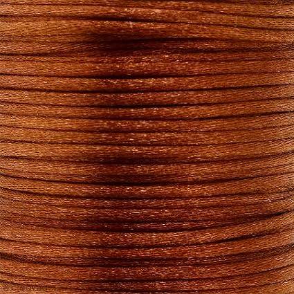 Cordon queue de rat Marron - 2 mm - 25 mètres: Amazon.fr: Cuisine on