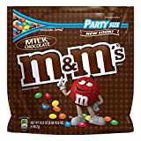 M&M'S Milk Chocolate Candy Party Size 42-Ounce Bag