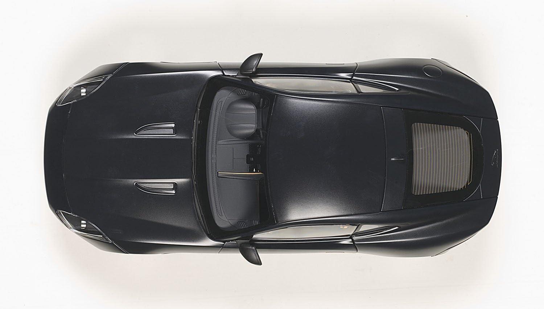 Jaguar F-Type 2015 R Coupe Compo Matt Black AUTOart 73652 1//18 Composite Die-Cast