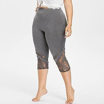 SHOBDW Liquidación Moda Mujeres Encaje Sexy Plus Size ...