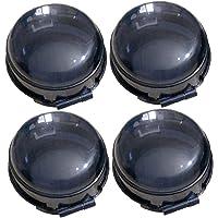AAGOOD Seguridad De Gas Cubre Estufa Horno Botón del Protector del Protector De Seguridad De La Estufa Niño Accesorios…