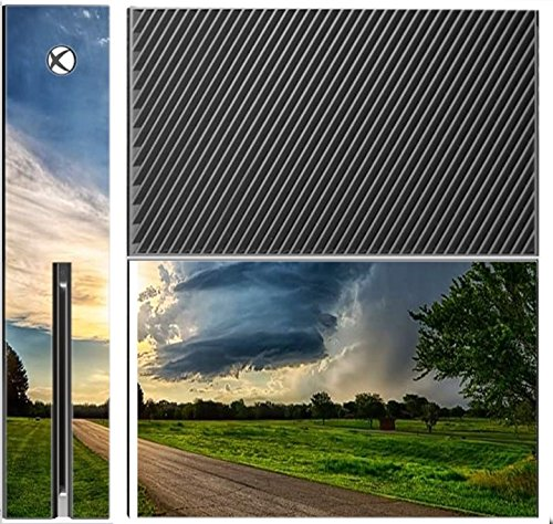 Price comparison product image Field Tornado Xbox One Console Vinyl Decal Sticker Skin