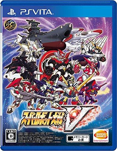 PS Vita Super Robot Wars V Regular Edition [Japan Import]