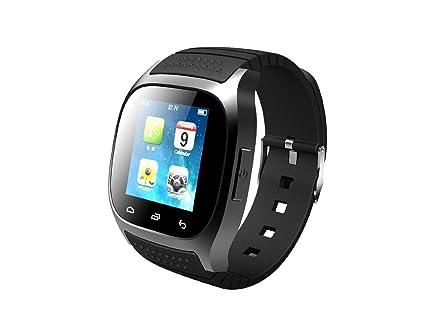 seree BT06 barato Wearable Smartwatch pantalla táctil capacitiva ...