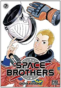 """Afficher """"Space brothers n° 7"""""""
