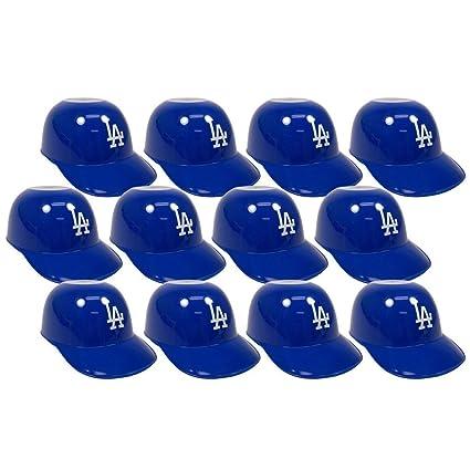 e75d1efa780c1 Amazon.com   MLB Mini Batting Helmet Ice Cream Sundae  Snack Bowls ...