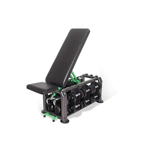 Phenomenal Evo Bench Unisexs Exercise Bench Black Green 123 X 58 5 X Dailytribune Chair Design For Home Dailytribuneorg